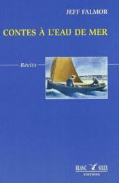 Contes A L'Eau De Mer - Couverture - Format classique