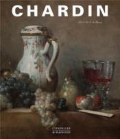 Chardin - Couverture - Format classique