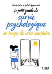 Petit guide de survie psychologique en temps de crise sanitaire - Couverture - Format classique
