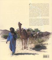 La caravane du sel - 4ème de couverture - Format classique