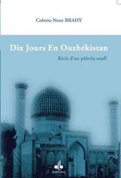 Dix jours en Ouzbékistan - Intérieur - Format classique