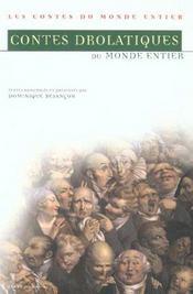 Contes drolatiques du monde entier - Intérieur - Format classique
