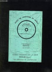 Code Vagnon De La Mer - Couverture - Format classique