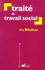 Traite de travail social - Intérieur - Format classique