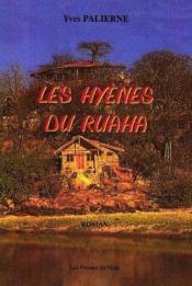 Les Hyenes Du Ruaha - Couverture - Format classique