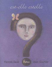 Est-elle Estelle ? - Couverture - Format classique