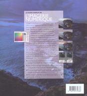 Le Guide Complet De L'Imagerie Numerique - 4ème de couverture - Format classique
