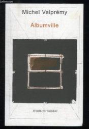 Albumville - Couverture - Format classique