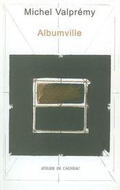 Albumville - Intérieur - Format classique