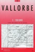 Vallorbe - Couverture - Format classique