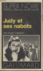 Collection Super Noire N° 121. Judy Et Ses Nabots. - Couverture - Format classique
