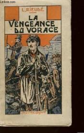 La Vengeance Du Vorace - Couverture - Format classique