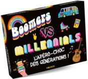 Boomers vs millennials : l'apéro-choc des générations ! - Couverture - Format classique