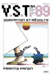 Domination et révolte - Intérieur - Format classique