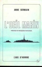 L'Oeil Marin - Couverture - Format classique