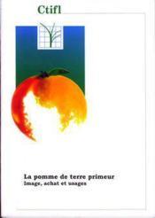 La pomme de terre primeur image achatusages rapportetudes 33402 - Couverture - Format classique