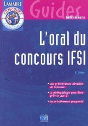 L oral du concours ifsi - Intérieur - Format classique