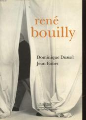 Rene bouilly - Couverture - Format classique