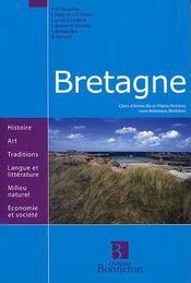 Encyclopedies Regionales ; Bretagne (Edition 2006) - Intérieur - Format classique