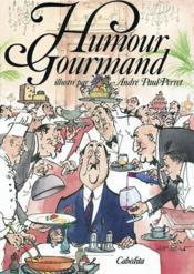 Humour gourmand - Couverture - Format classique