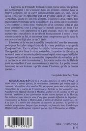 L'Homme De La Rue - 4ème de couverture - Format classique
