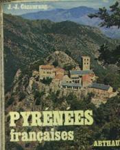 Pyrenees Francaises - Couverture - Format classique