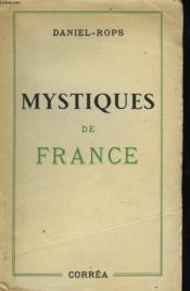 Mystiques De France - Couverture - Format classique