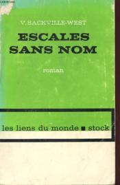 Escales Sans Nom - Couverture - Format classique