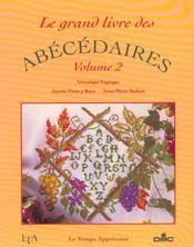 Le Grand Livre Des Abecedaires Broche - Intérieur - Format classique