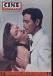 Cine Coulisses N°24 - Couverture - Format classique