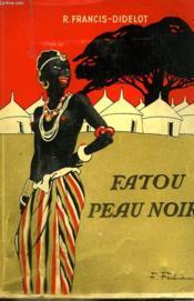 Fatou Peau Noire - Couverture - Format classique