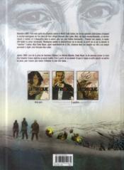 La traque t.1 ; Tora Bora - 4ème de couverture - Format classique