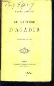Le Mystere D'Agadir / 2e Edition. - Couverture - Format classique