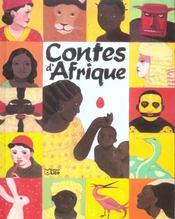 Contes d'afrique - Intérieur - Format classique