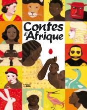 Contes d'afrique - Couverture - Format classique