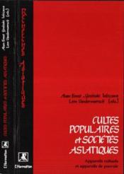 Cultes populaires et sociétés asiatiques - Couverture - Format classique