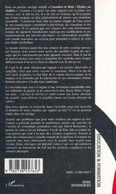 L'Apprentissage Du Reel En Education - 4ème de couverture - Format classique