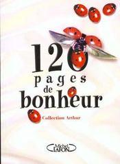 120 Pages De Bonheur - Intérieur - Format classique