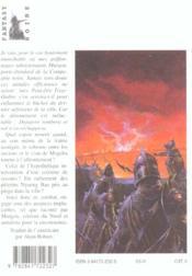 La compagnie noire t.7 ; saisons funestes - 4ème de couverture - Format classique