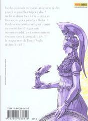 Saint Seiya - épisode G T.6 - 4ème de couverture - Format classique