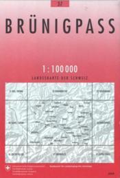 Brünigpass (édition 2009) - Couverture - Format classique