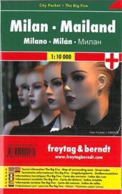 Milan - Couverture - Format classique