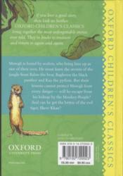 The jungle book - 4ème de couverture - Format classique