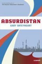Absurdistan - Couverture - Format classique