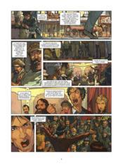 Les quatre de Baker Street T.2 ; le dossier Raboukine - Couverture - Format classique