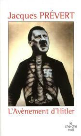 L'avènement d'Hitler - Couverture - Format classique