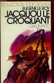 Jacquou Le Croquant. Collection : 1 000 Soleils. - Couverture - Format classique
