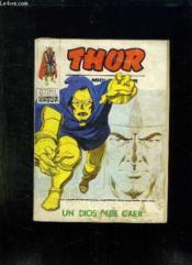 Thor N° 36. Un Dios Debe Caer. Texte En Espagnol. - Couverture - Format classique