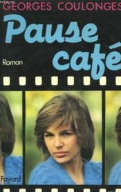 Pause Cafe. - Couverture - Format classique