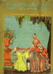 Contes Choisis De Perrault - Couverture - Format classique